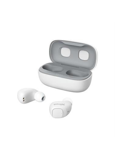 Trust Trust Nika Compact Beyaz Bluetooth True Wireless Kulak ıçi Kulaklık Renkli